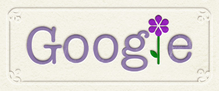 Google Logo: Happy mothers day in Bolivia